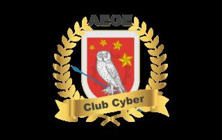 Logo Club Cyber AEGE Freani