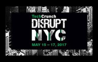 Logo Tech Crunch Disrupt New York City 2017 Freani